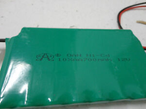 Brand New 12 Volt/700mAH Rechargeable Battery Packs-22 available Kitchener / Waterloo Kitchener Area image 2