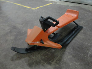 Vintage Noma GT SnoRacer In Excellent Condition - Rare Colour Kitchener / Waterloo Kitchener Area image 2