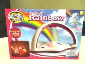 Kids Rainbow Bedroom Desk Lamp - Awesome! -Brand New