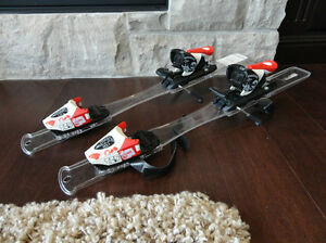 Salomon TZ5 Junior Ski Bindings- Brand New Still on Orig.Package Kitchener / Waterloo Kitchener Area image 1