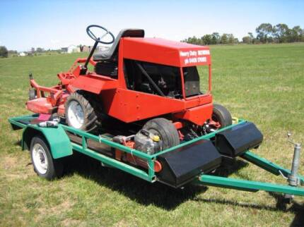 $500 REWARD for Stolen TORO Mower & Trailer Bakery Hill Ballarat City Preview
