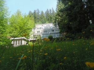 North Vancouver  River  Estate and  Nature Dream property