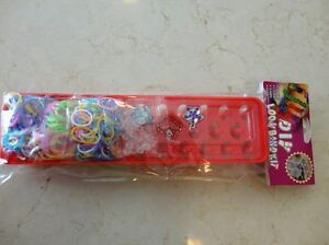 Selling a group of 4 Toys - Three Rainbow Loom Items & Spin Top Kitchener / Waterloo Kitchener Area image 2