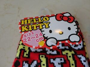Hello Kitty, My Melody & Pokemon Socks brought here from Japan Kitchener / Waterloo Kitchener Area image 2
