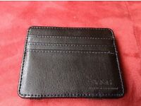 Y and G magic leather wallet
