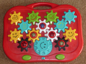 Early Learning Centre / Spinning Gears & Cogs