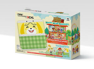 *NEW* Nintendo 3DS XL: Animal Crossing Edition