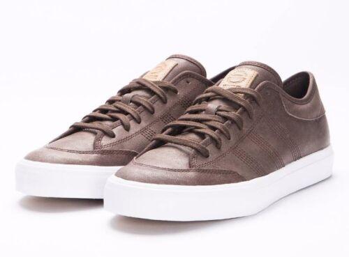 Adidas Matchcourt RX2 Brown Cardboard Skateboarding Sneakers BY4137 Men