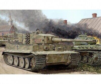 Dragon 6816-1//35 WWII Dt Neu Pzkpfw Iv Ausf A Mit Zusatzpanzer