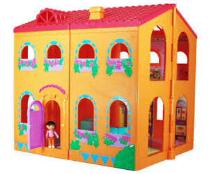 Fisher Price Dora the Explorer House with sound and light