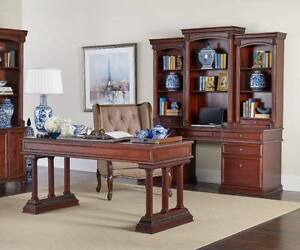 Full Office Set! Bombay Furniture Company 'Richmond' Collection!
