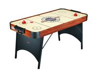 BCE 5ft Air Hockey Table. NEW, BOXED. RRP over£120.