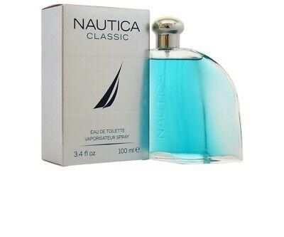 Nautica Classic by Nautica 3.4 oz Spray EDT Men's Cologne