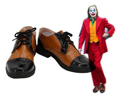 Joker Batman Suicide Squad Cosplay Costume Kostüme Schuhe Shoes Birds of - Joker Kostüm Schuhe