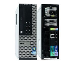 Dell OptiPlex 7010 i5(3rd Gen) Quad Core, SFF