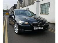 BMW 520d automatic EFFICIENT DYNAMIC may swap