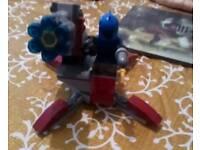 Starwars lego mini figures.