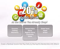 20% sur tout vos achats