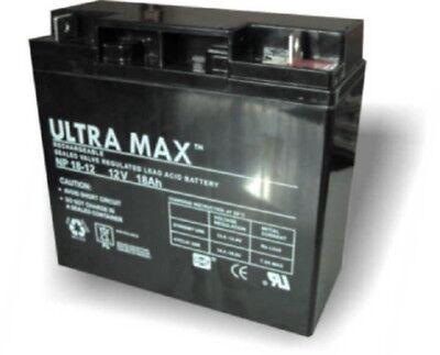 Peak Pkc0bj 450 Amp Jump Starter mit Inflator 12V 18AH Ersatz Batterie Peak Amp Batterie