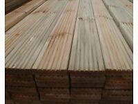 Timber Decking boards Essex