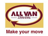 MOVING SERVICES Canterbury Kent Man and van removals ALL VAN MOVERS