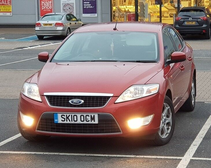 *Famous* Ford Mondeo Zetec 2 0 TDCI BLUETOOTH, Parking Sensors Full MOT HPi  not Mazda 6, volvo s40 | in Dunstable, Bedfordshire | Gumtree