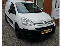 Citreon berlingo hdi diesel 3 seater 1 owner