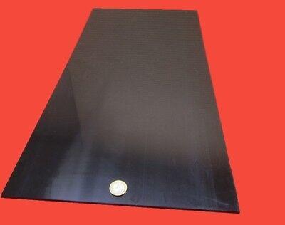Delrin Pom Acetal Black Sheet 18 .125 X 12 X 24