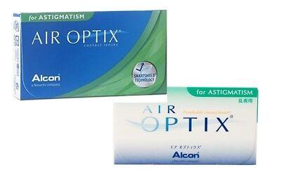 Air Optix for Astigmatism TORIC 2x6  günstig