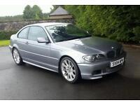 BMW 320cd M SPORT 2004 117k miles excellent condition