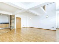 WAREHOUSE CONVERSION 1500 SQUARE FEET 3 BED SPLIT LEVEL MEZZANINE HAGGERSTON BROADWAY MARKET