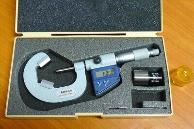 Mitutoyo V-anvil Digital Micrometer 314-513-30