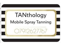 TANthology- Mobile Spray Tanning