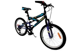 "Supercycle Momentum 20"" Dual Suspension"