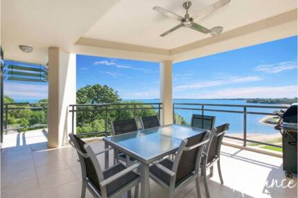 FURNISHED AND EQUIPPED WITH UNINTERRUPTED OCEAN & BEACH VIEWS