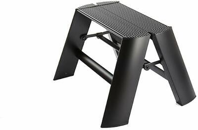 Step Stool Ladder Stepladder Construction Workplace Office Home Reaching Higher