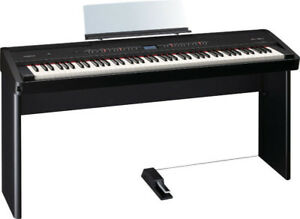 New Roland FP 80 With Stand and 3 Pedal
