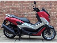 Yamaha NMAX 125 ABS, One owner, only 3720 miles!
