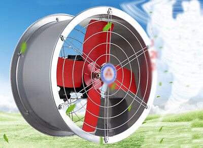 Extractor Fan 14 Explosion-proof Tube Axial Duct Fan Cylinder Pipe