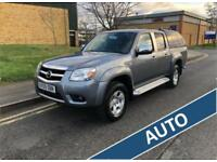 2009 Mazda BT-50 3.0 TD Intrepid Double Cab Pickup 4x4 4dr Automatic Pickup