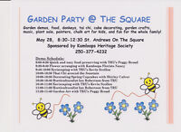 Garden Party @ The Square
