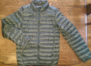 Youth/ Mens down filled jacket