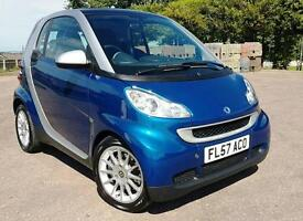 2007 57 Smart fortwo 1.0 Passion 2 DOOR AUTO