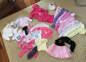 Baby girl 3-6 month clothing lot