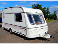 Swift Challenger SE 400, 2 berth 1993 (with full size awning)