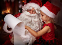 Santa Claus is Coming To Winnipeg - Book NOW! 204 962 2222