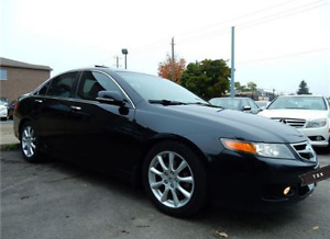 2008 Acura TSX Tech Package