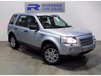 2009 Land Rover Freelander 2.2 Td4 XS 5dr 5 door Estate