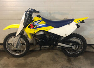 2006 Suzuki JR80 dirt bike