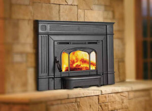 WOOD BURNING FIREPLACE INSERTS, INSTALLATION and SALES